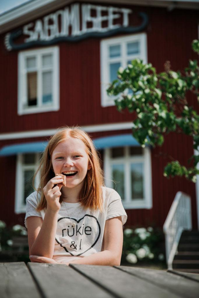 Besök Sagomuseet + Sagobygden i Småland