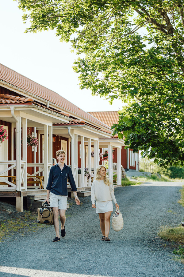 Boka hotell Wallby Säteri i Småland