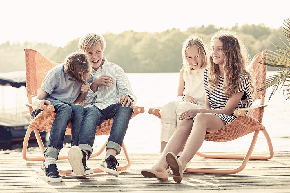 Ta en weekend med barnen på Nääs Fabriker Hotell & Restaurang