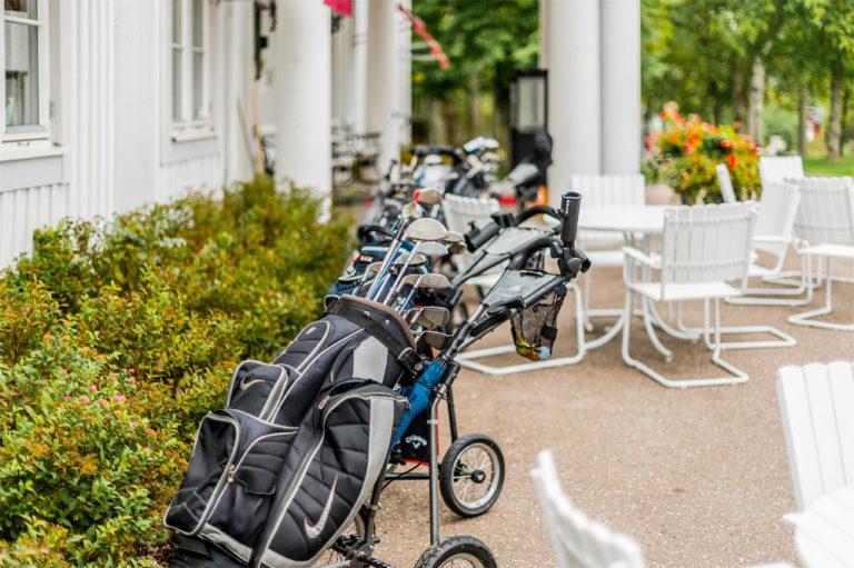 Boka ett golfpaket på Dömle Herrgård