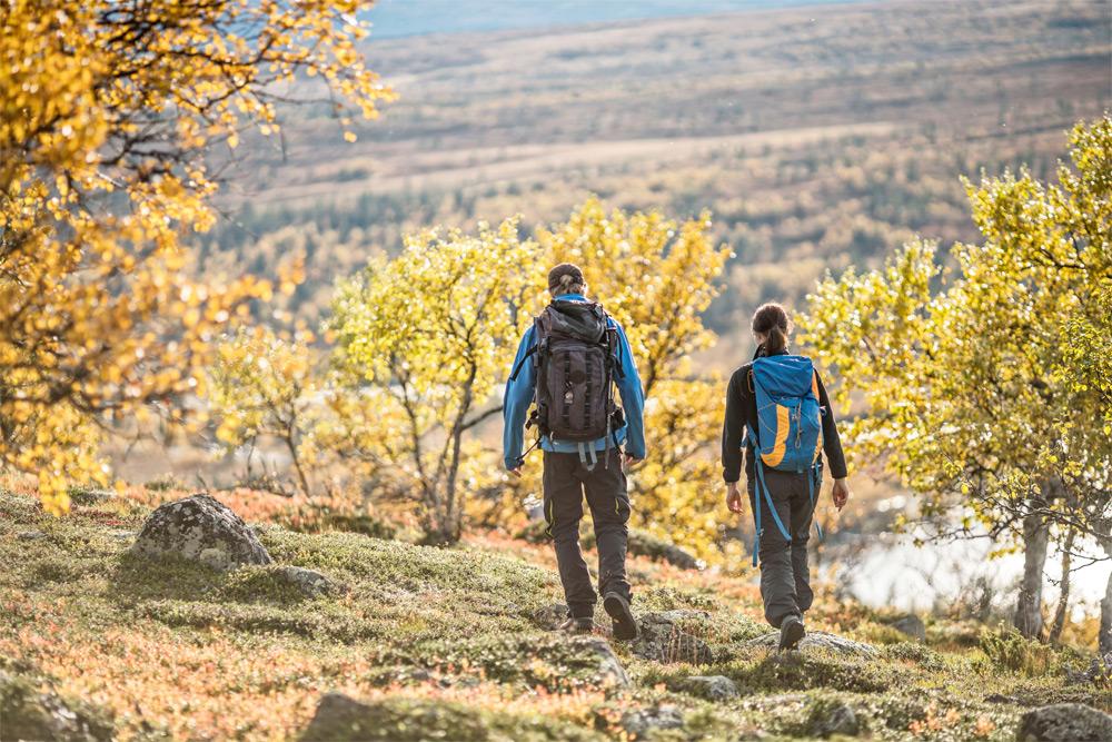 Boka ett vandringspaket på Storsätra Fjällhotell