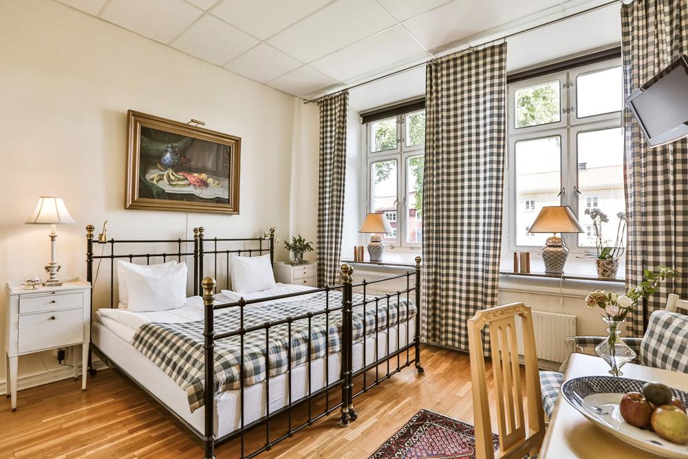 Hotellrum på Vadstena Klosterhotell
