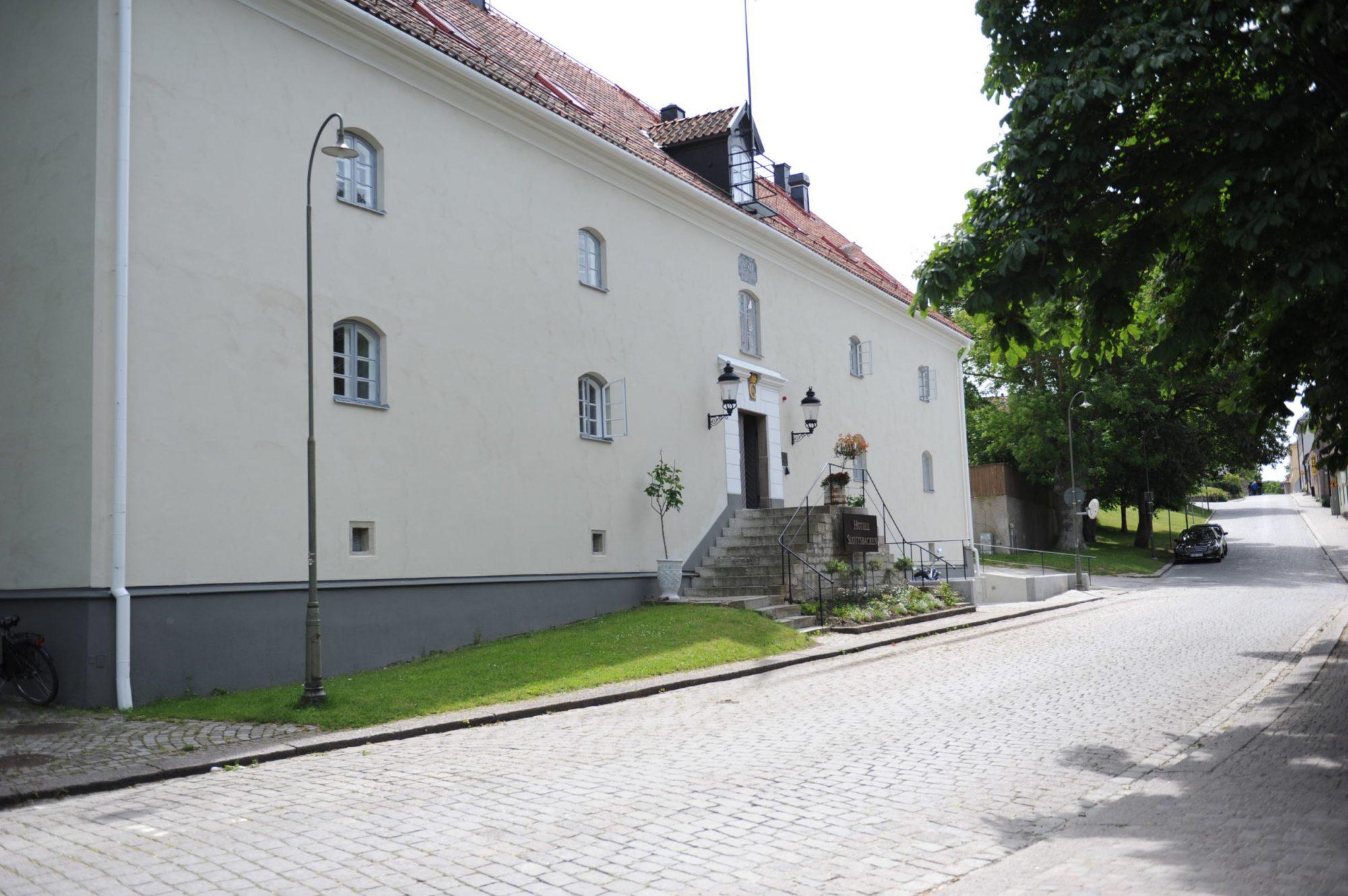 Semesterpärlor i Sverige Hotell Slottbacken