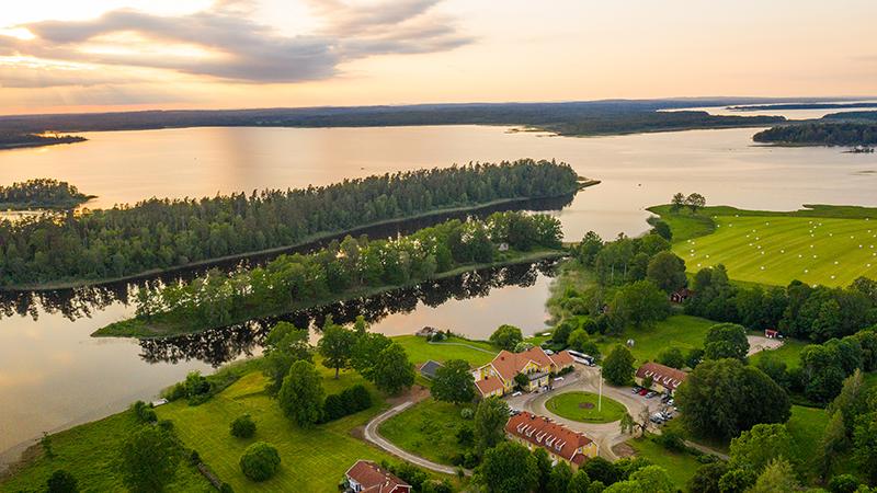 Sverigesemester med countryside hotels