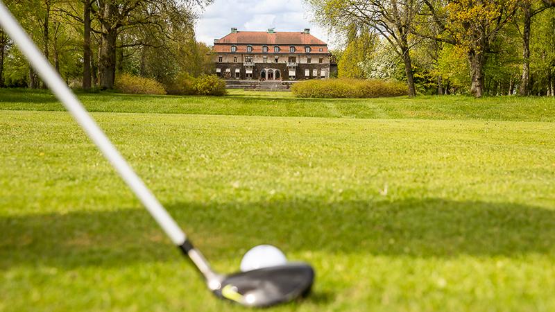 Golfweekend Bjertorp Slott