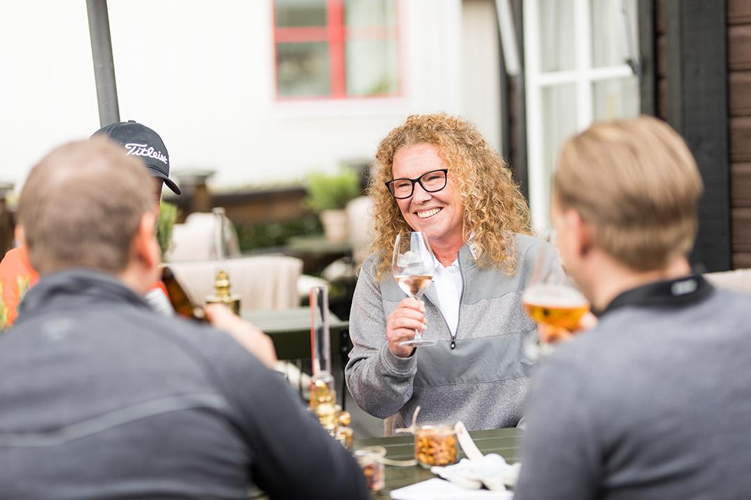 Vin på Stufvenäs-Gästgifveri