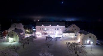 Vintermys på Båsenberga Hotell