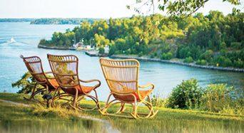 Ta en Countryside Break på Fredriksborg Hotell