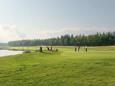 Åk på en golfresa med Countryside hotels