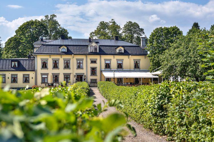 Weekendresor och hotellpaket på Hennickehammars Herrgård
