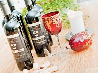 In vino veritas - i vinet finns sanningen