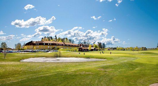 Åk på golfweekend på Körunda Golf & Konferenshotell