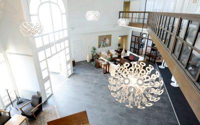 Körunda Golf & Konferenshotells lounge