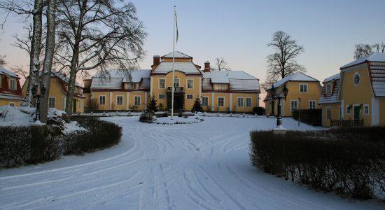 Julbord och julpaket på Möckelsnäs herrgård