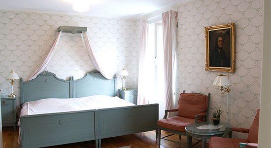 Hotellrum på Söderköping