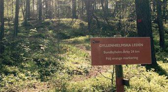 ICA erbjudande på vandringspaket på Sundbyholm Slott