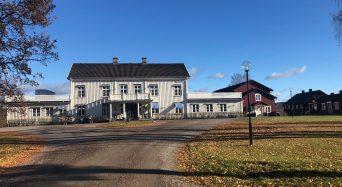 Exteriörbild på Ulvsby Herrgård