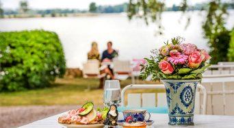 Romantisk Sverigeresa på Vadstena Klosterhotel