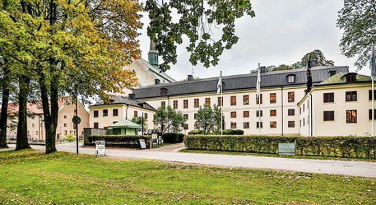 Exteriörbild på Vadstena Klosterhotel