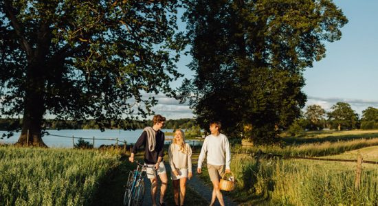 Boka weekendpaket på Wallby Säteri